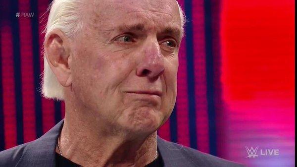 Ric Flair's Tears Cure Diseases